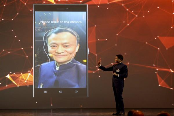 alibaba launches smile to pay service in china
