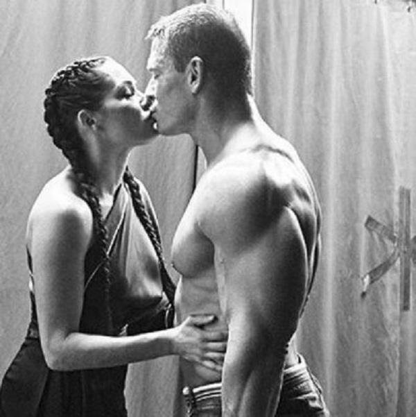 john cena and nikki bella share intimate pictures