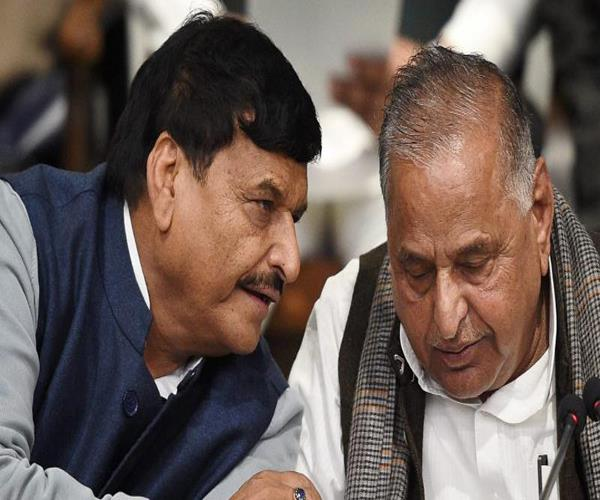 shivpal can lift this big step after   delusion   from mulayam