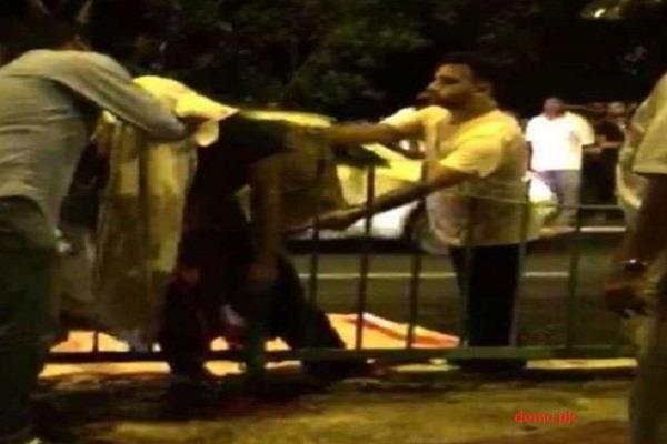 delhi  nizamuddin bridge  naresh kumar  police