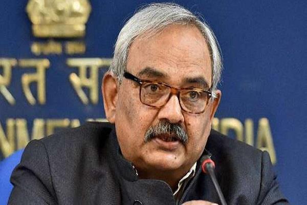 former home secretary rajiv marhish will be new cag
