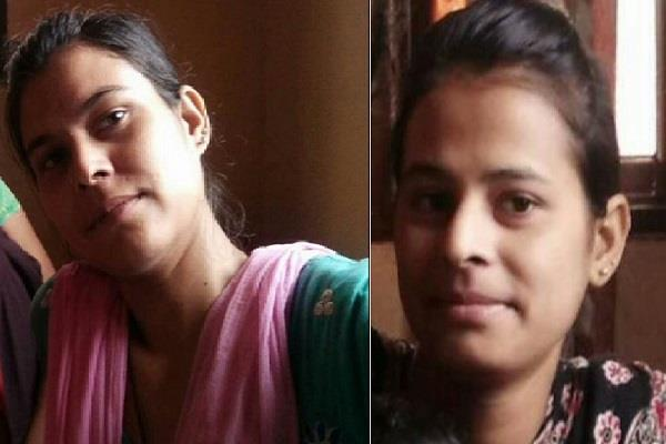 road accident  2 sisters die of painful death