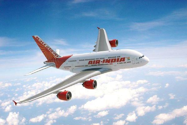first foreign company to come forward for the purchase of air india