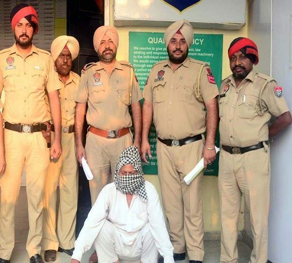 1 arrested
