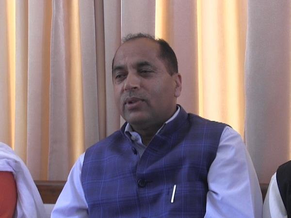 bjp in joining congress to jairam thakur gave it big shock