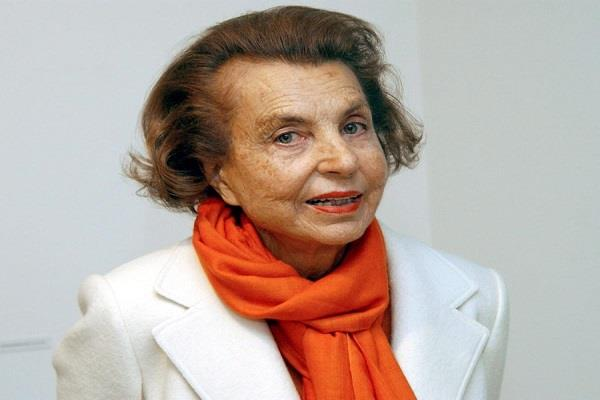 the world s richest woman died l oreal was the mistress