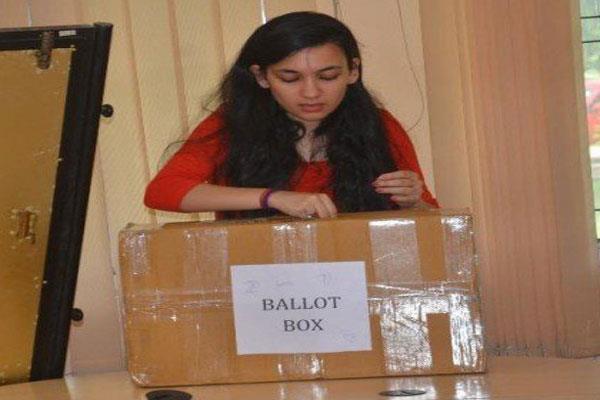 election in jammu university