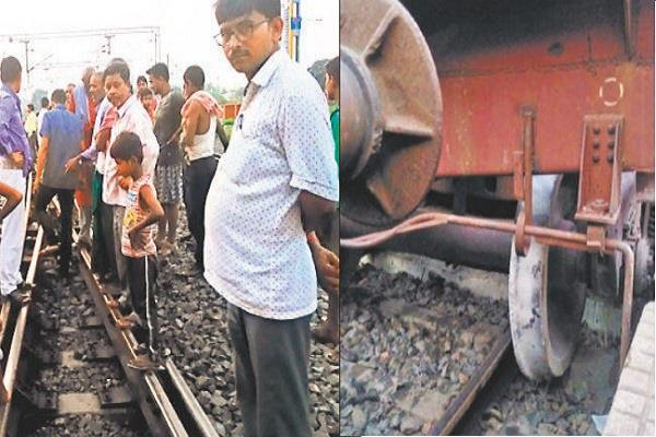 negligence of the railway administration