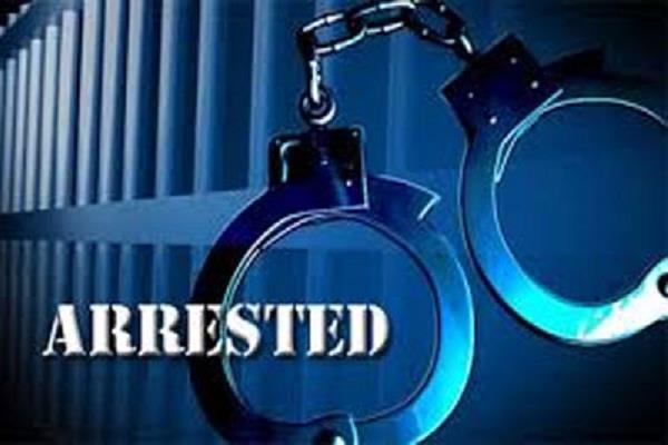6 arrested