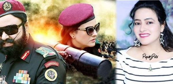 social media rumors honeypreet is alive or dead