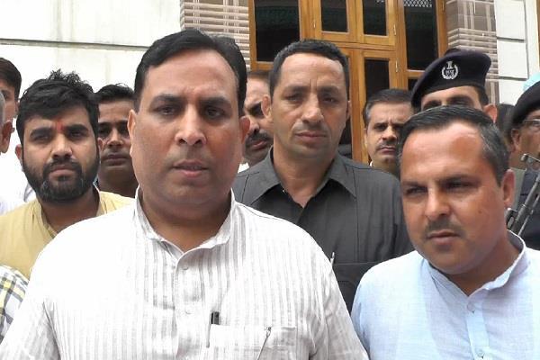 big statement of finance minister capt abhimanyu
