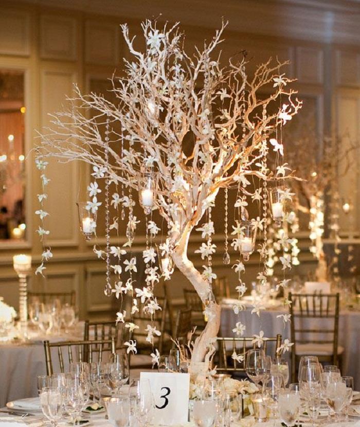 Wedding decor! शादी में टेबल डैकोरेशन भी हो अलग