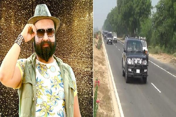65 vehicles of ram rahim convoy seized