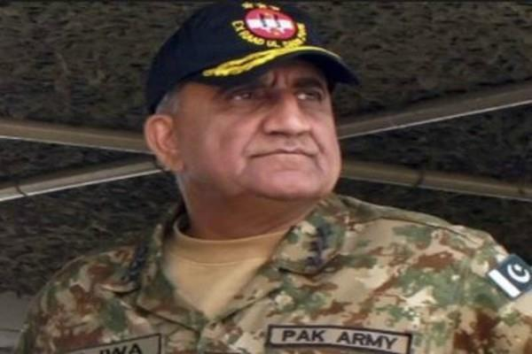 pakistan army chief statement negotiations resolve kashmir issue