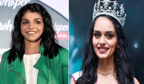 sakshi malik and miss india manushi chillar will increase