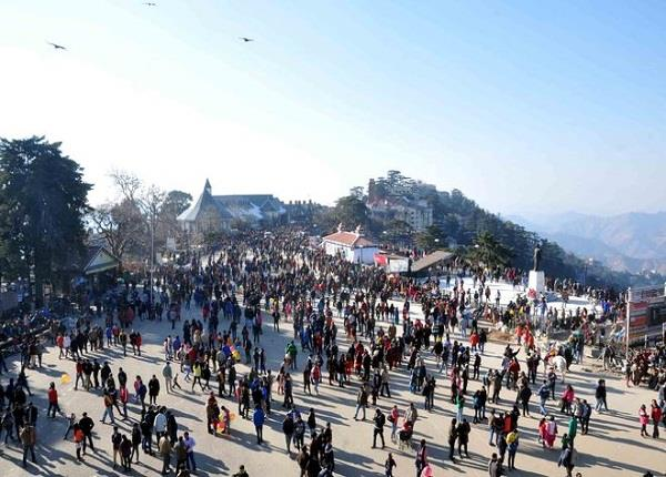 navratri on tourist for hptdc brought this special tour package
