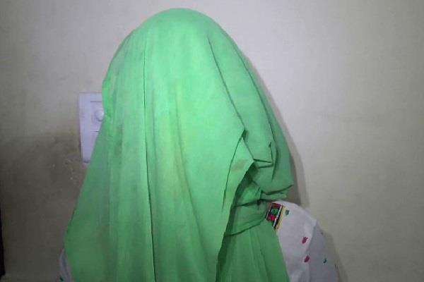 women dera supporter appeared openly against gurmeet ramarahim