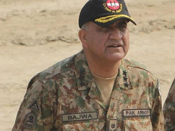 army had no role in sharif s ouster  bajwa