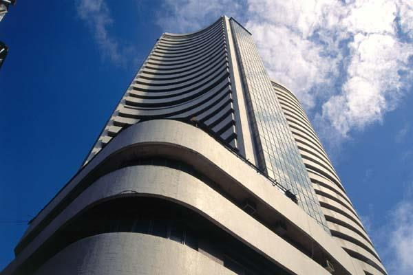 sensex down 190 points in early trade