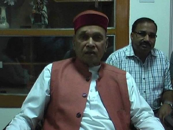 virbhadra sarkar loan of to take on decision dhumal quipped