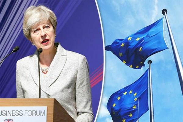 brexit speech theresa may florence italy eu