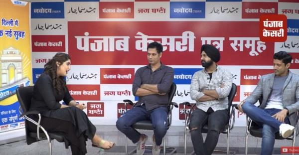 exclusive interview with starcast of lucknow central