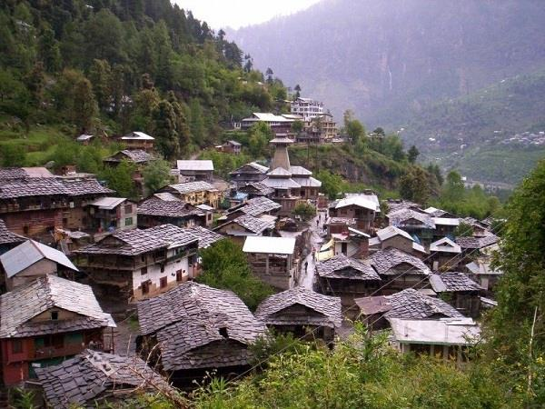 centuries from this village not in go laws of india