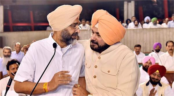 sidhu manpreet made uplift with farmers in meeting of cabinet committee