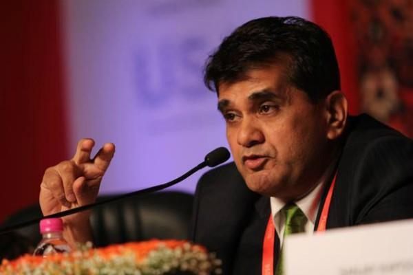 water issue will affect electoral politics in future  amitabh kant