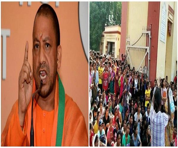 bhu dispute yogi sarkar orders judicial inquiry of the case