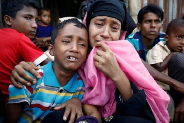 rohingya muslim myanmar supreme court prashant bhushan