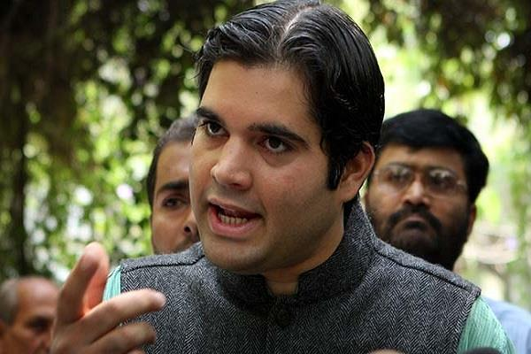 varun gandhi appeals about rohingyas shelter