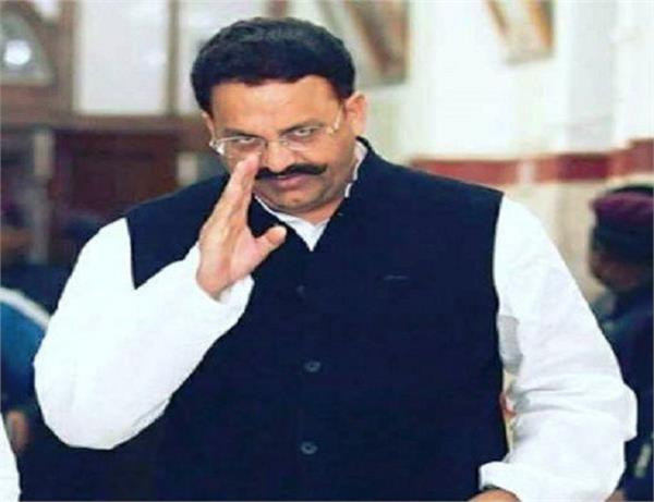mukhtar ansari decides on decision now 27 will be in court