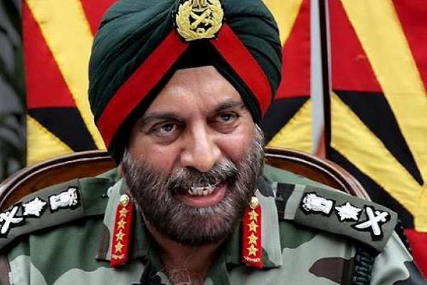former army chief wanted to hand over siachen to pak congress government