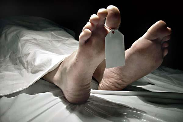 deadbody of youth found in suspected condition in car  this cause of death