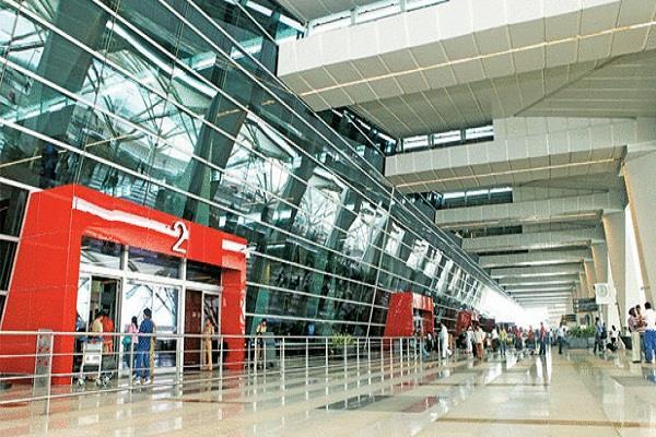 suspected explosive found at delhi airport