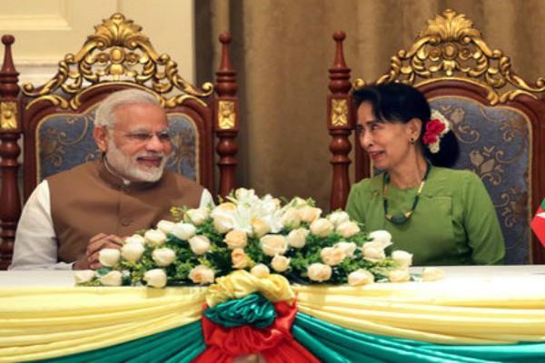 isi covert act prompted narendra modi su kyi anti terror pact