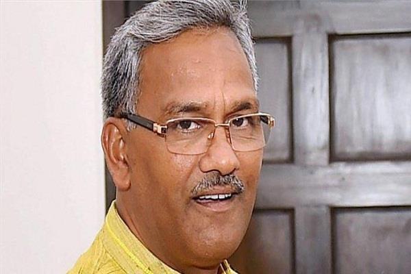 cm strict on uttarakhand tour of president