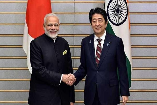 india and japan are preparing to counter china