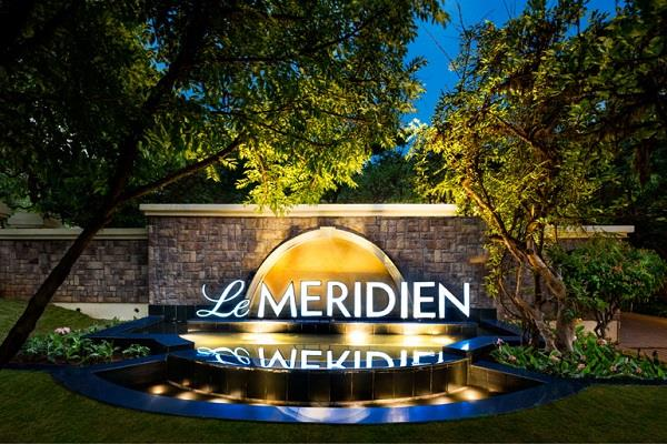 delhi  fall on le meridien  hotel will no longer be booking