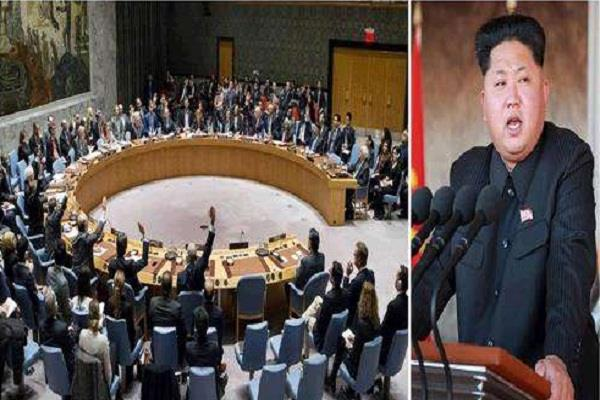 the united nations has imposed strict sanctions on north korea