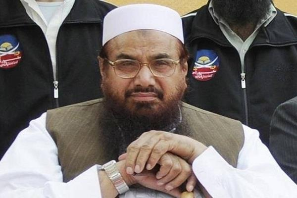pakistan government against hafiz saeed asks ec to rejects party