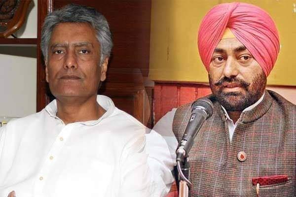 challenge the congress chief jakhar of khaira