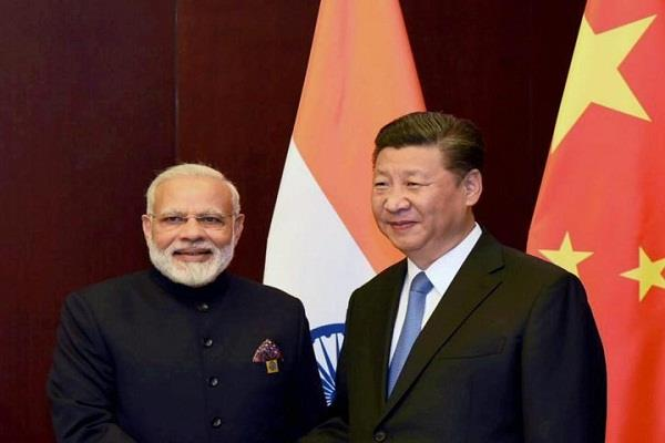 now working to pursue relations with india china