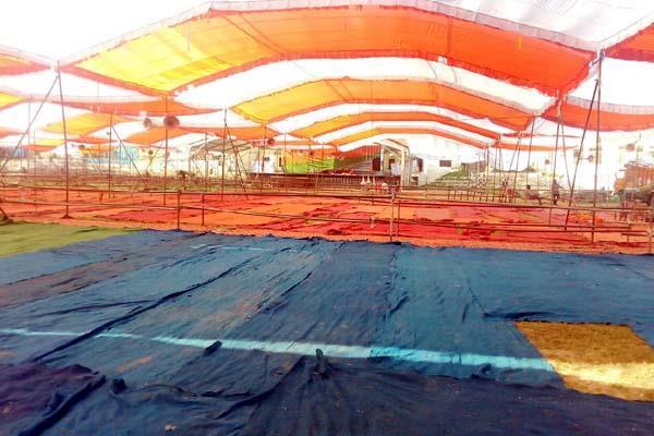 kangra divided into 4 sectors for yuva hunkar rally  traffic plan ready