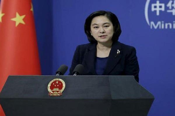 china teasing with indo japanese friendship said partnership no alliance