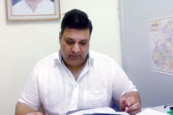 this congress mla resignation from the post of national secretary  know why