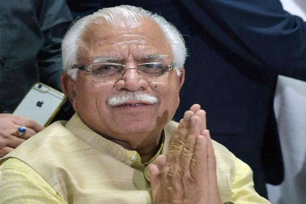 khattar cabinet reshuffle at any time