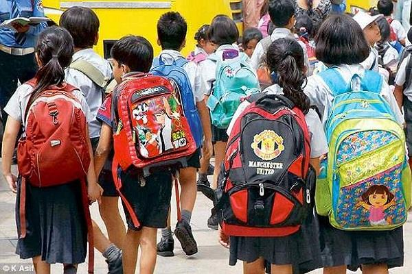 parents are worried about safety as children go to school