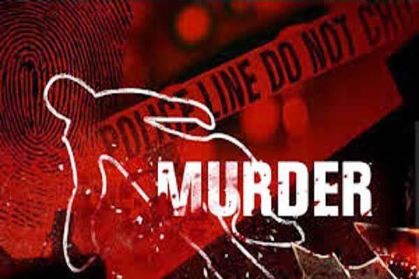 murder case by the elderly man